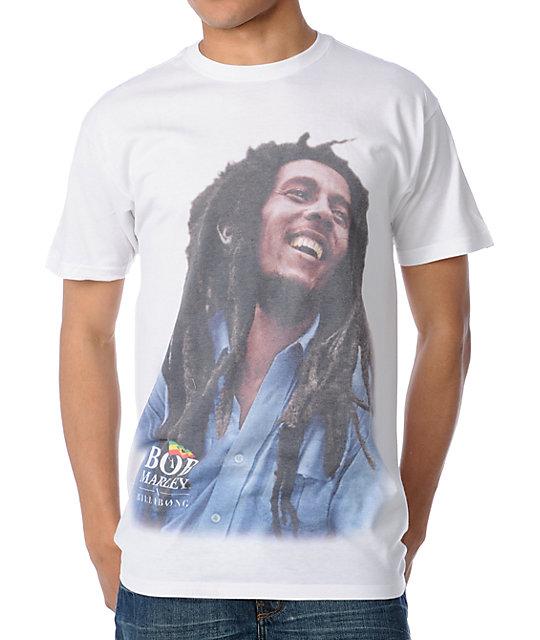 Billabong Legend Bob Marley T-Shirt