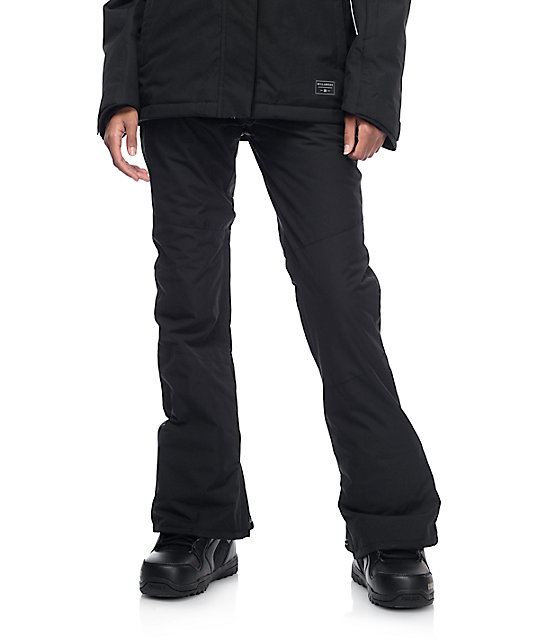 Billabong Malla Black 10k Snowboard Pants