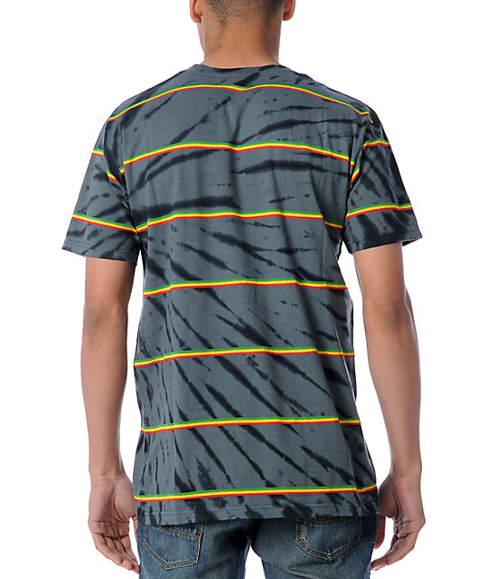Billabong Peace Maker Rasta T-Shirt