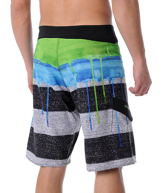 Billabong Vandal Green Board Shorts