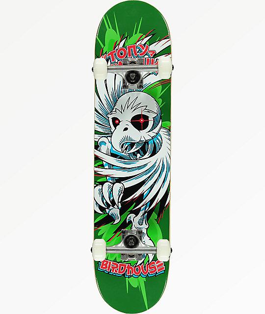 "Birdhouse Hawk Spiral 7.5"" Skateboard Complete"