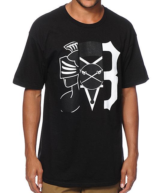 Black Scale Archival T-Shirt