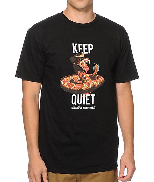 Black Scale Crotalus T-Shirt