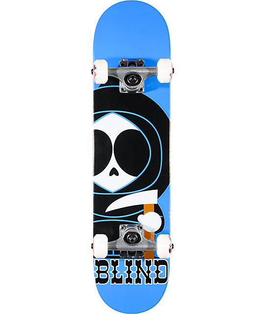 "Blind Classic Kenny Micro 6.75""  Soft Top Complete Skateboard"