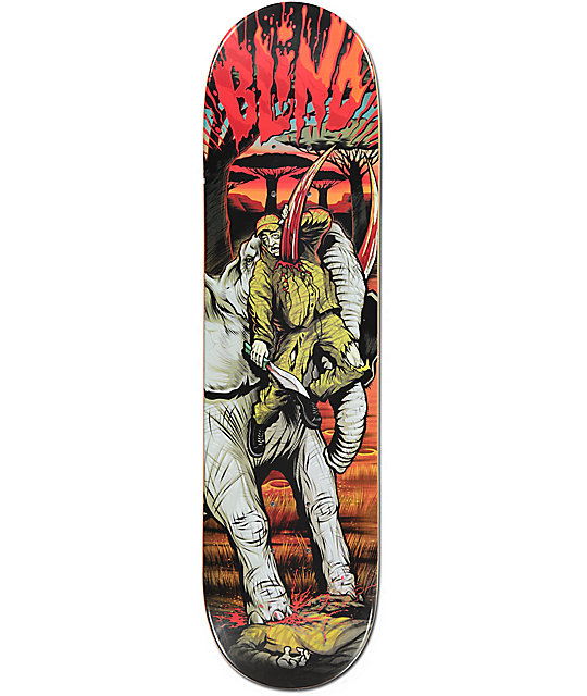 "Blind Dumbos Revenge 8.0""  Skateboard Deck"