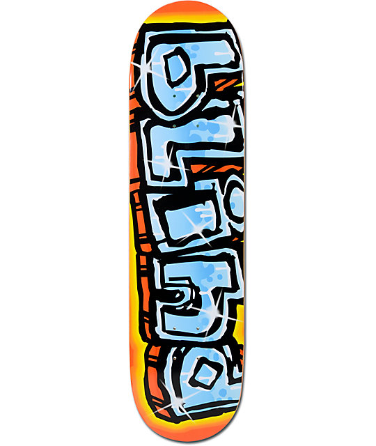 "Blind Graffiti 8"" Skateboard Deck at Zumiez : PDP"