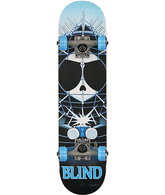 "Blind Kingpin Kenny 6.5""  Skateboard Complete"