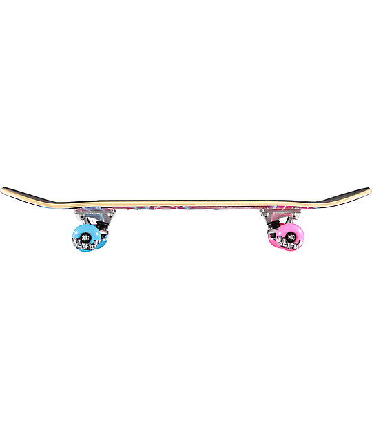"Blind Late Night Micro Soft Top 6.0"" Mini Skateboard Complete"