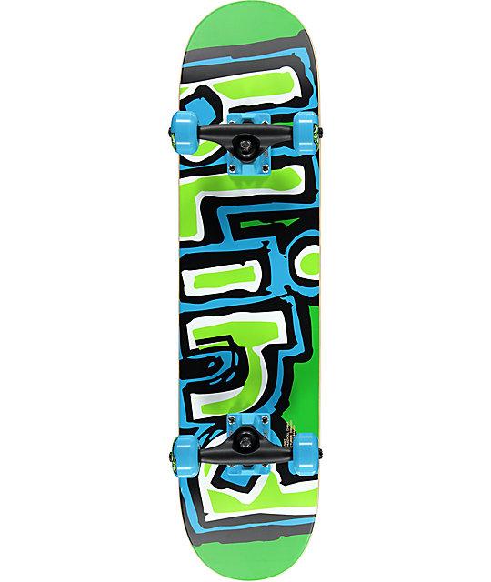 "Blind Matte OG 7.0""  Mini Complete Skateboard"