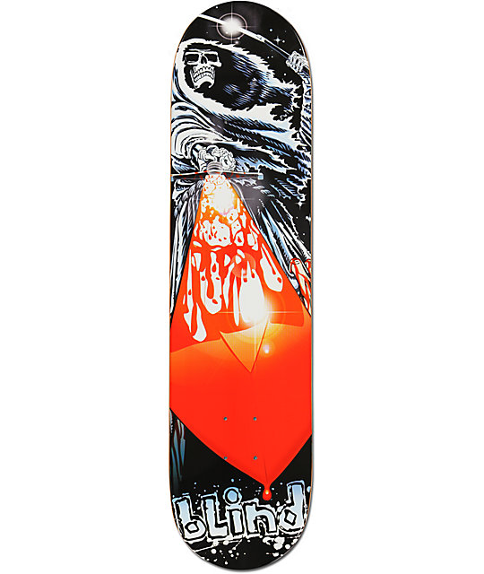 "Blind Messenger 7.75""  Skateboard Deck"