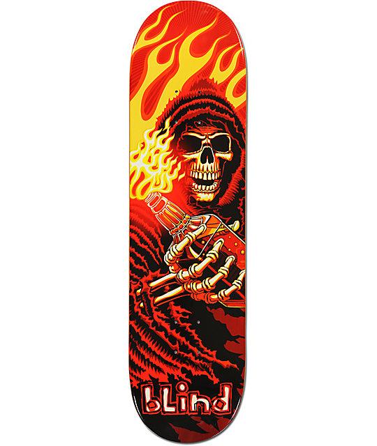 """Blind Molotov 8.25""""  Skateboard Deck"""