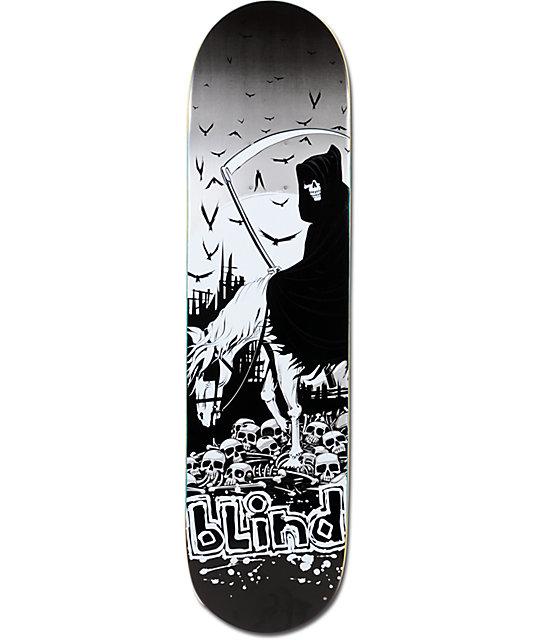 Blind Sv Iron Horse 7 75 Quot Skateboard Deck At Zumiez Pdp