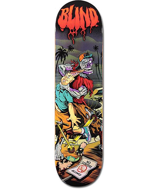 """Blind Scooter Snacks 8.0""""  Skateboard Deck"""