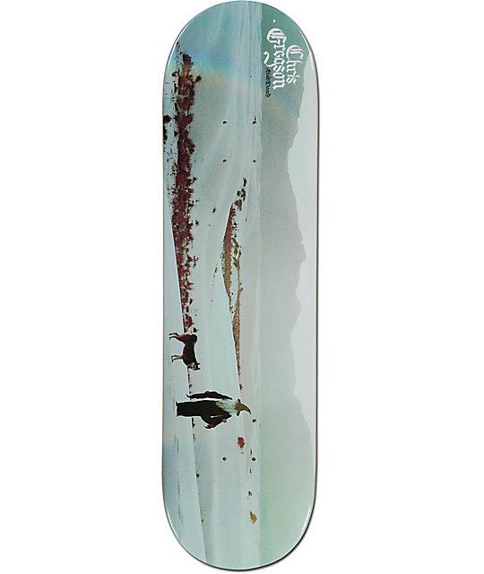 "Blood Wizard Gregson Desert 8.5"" Skateboard Deck"