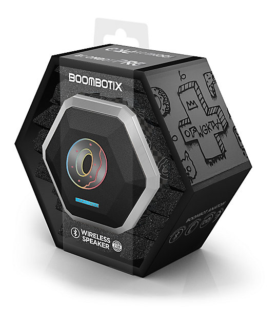 Boombotix x Odd Future Pro Portable Wireless Speaker