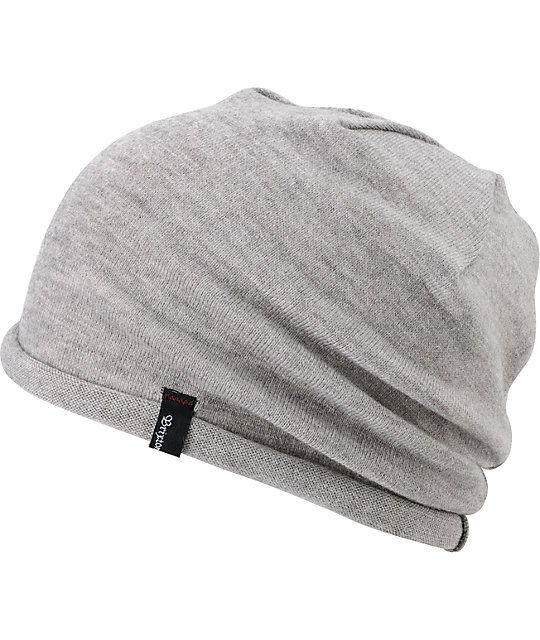 Brixton Abbey Grey Beanie