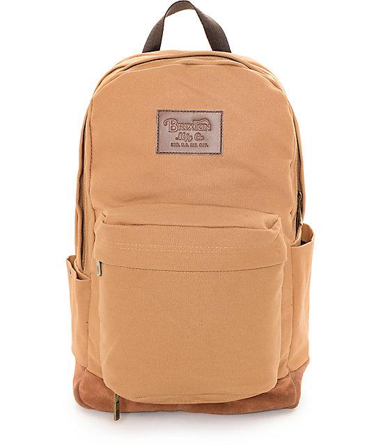 Brixton Basin Copper 25L Backpack