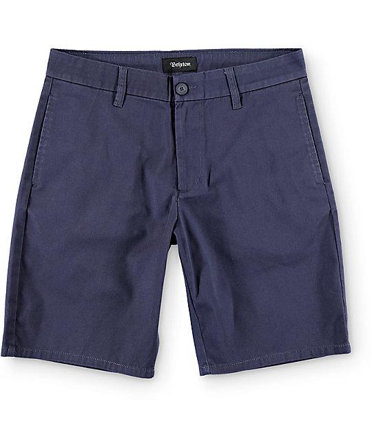 Brixton Carter Slack chinos cortos