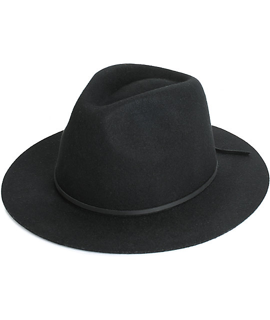 Brixton Wesley Fedora Hat