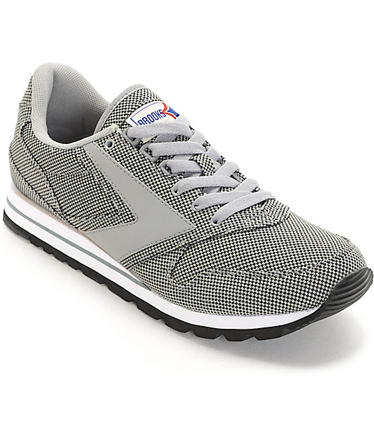 Brooks Chariot Acade Nature Grey Shoes