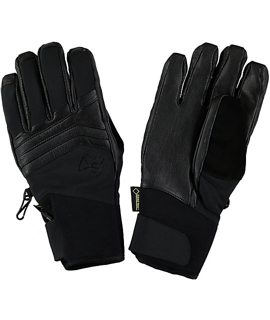 Burton AK Clutch GORE-TEX Black Gloves