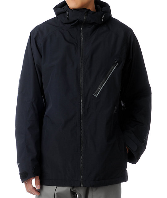 Burton AK Cyclic Black 2L GORE-TEX Snowboard Jacket