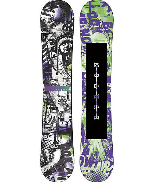 Burton Aftermath 158cm Mens Snowboard