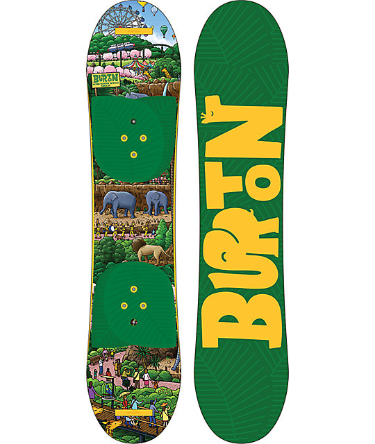 Burton Afterschool Special 100cm Youth Snowboard Package