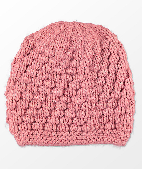 Burton Big Bertha Rose Beanie