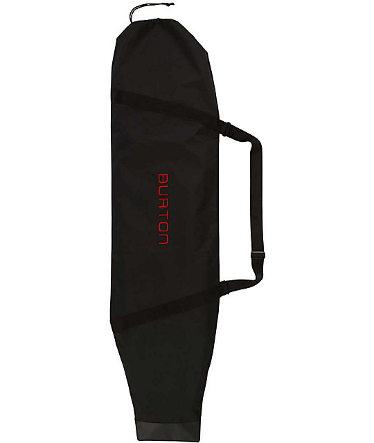 Burton Black Cinch Snowboard Sack