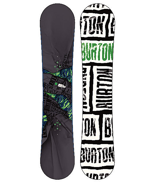 Burton Bullet 154cm Wide Snowboard