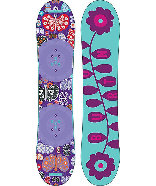 Burton Chicklet 115cm Womens Snowboard