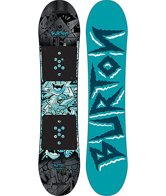 Burton Chopper 115cm Youth Snowboard