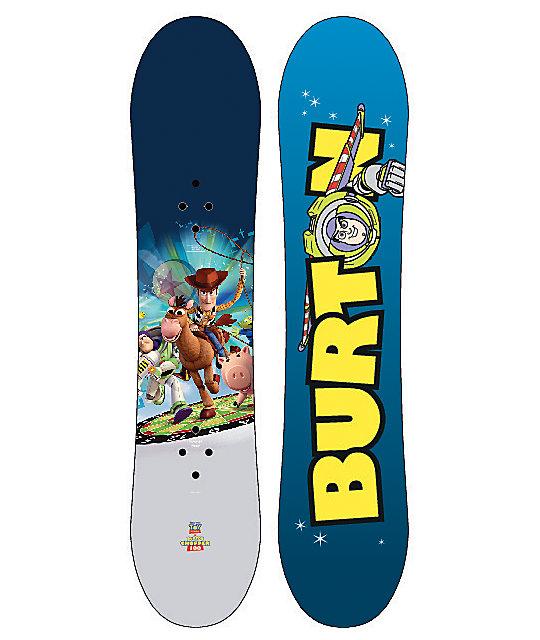 Burton Chopper Toy Story 100cm Boys Snowboard