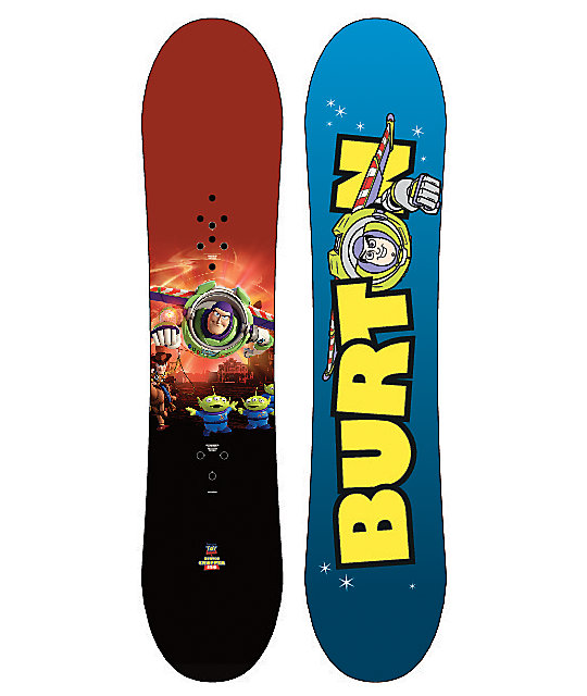 Burton Chopper Toy Story 120cm Boys Snowboard