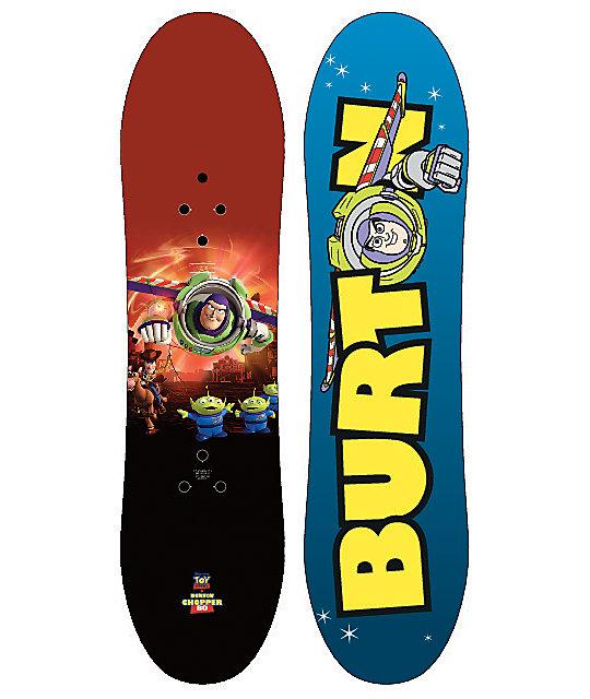 Burton Chopper Toy Story 80cm Boys Snowboard