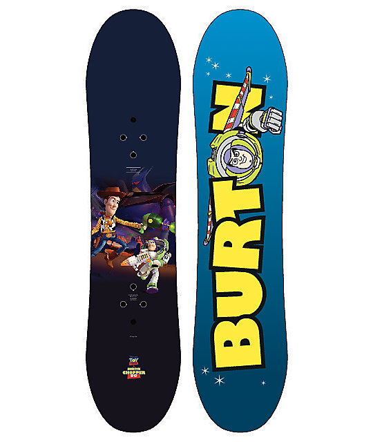 Burton Chopper Toy Story 90cm Boys Snowboard