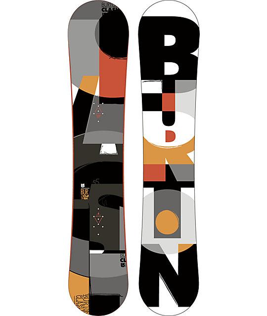 Burton Clash 155cm Mens Snowboard