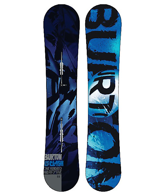 Burton Clash 155cm Snowboard