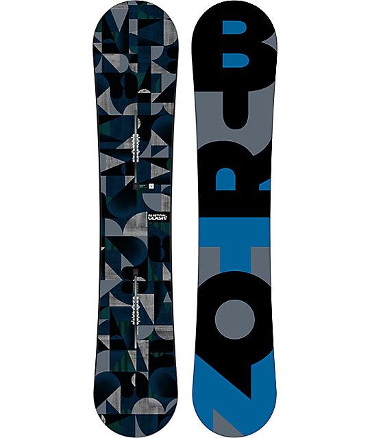 Burton Clash 157cm Wide Snowboard
