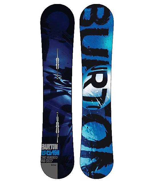 Burton Clash 160cm Snowboard