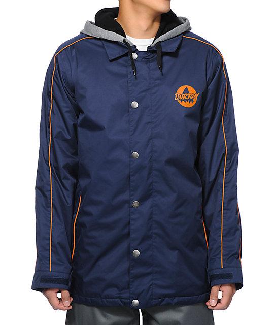 Burton Courtside Ballpoint 5K Snowboard Jacket
