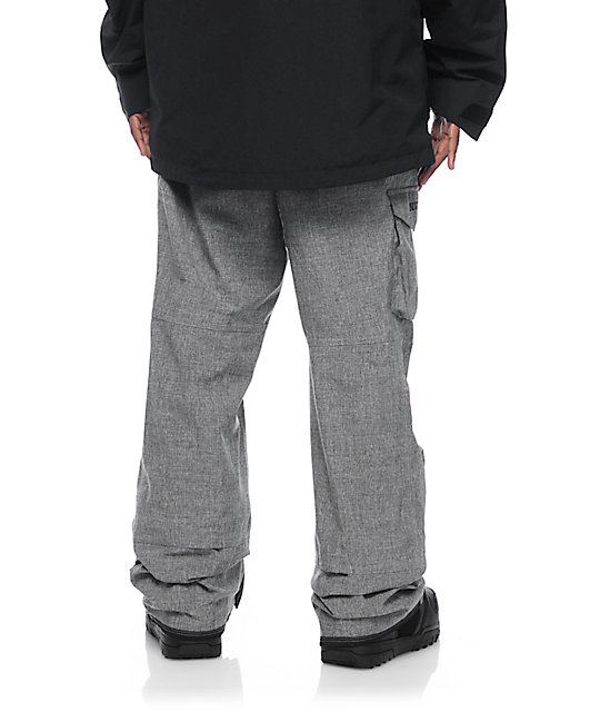 Burton Covert Bog Heather Snowboard Pants