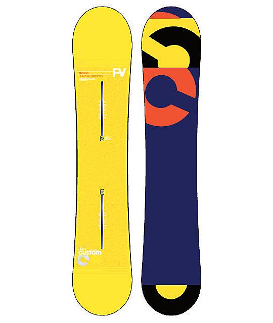 Burton Custom Flying V 148cm Snowboard