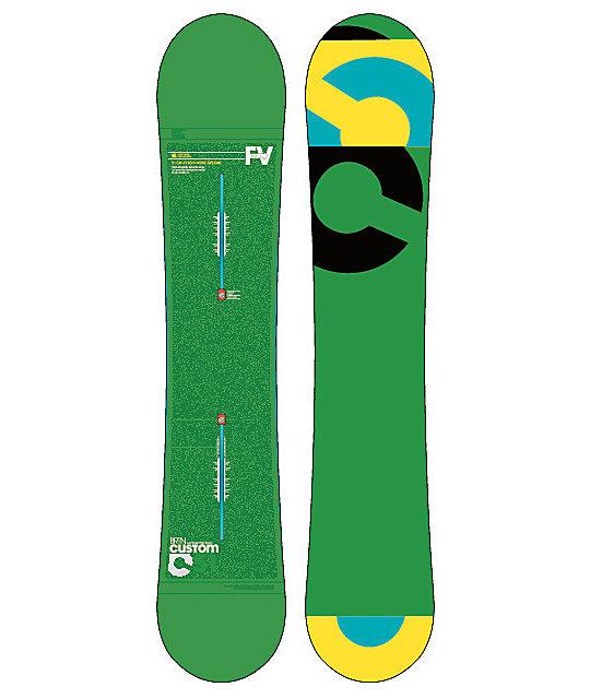 Burton Custom Flying V 151cm Snowboard