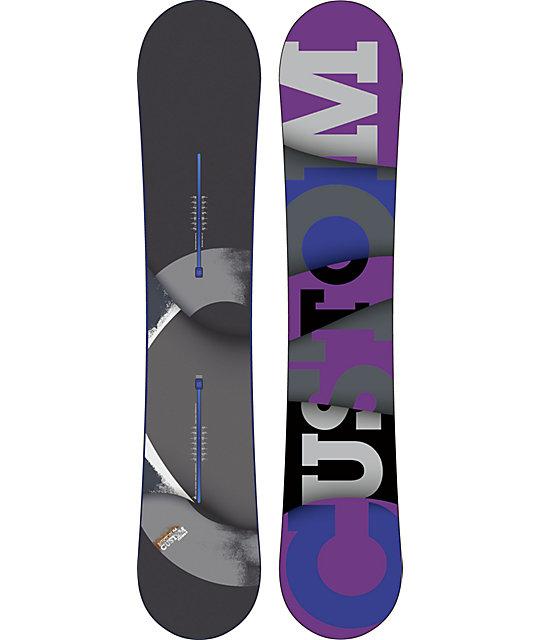 Burton Custom Flying V 154cm Mens Snowboard