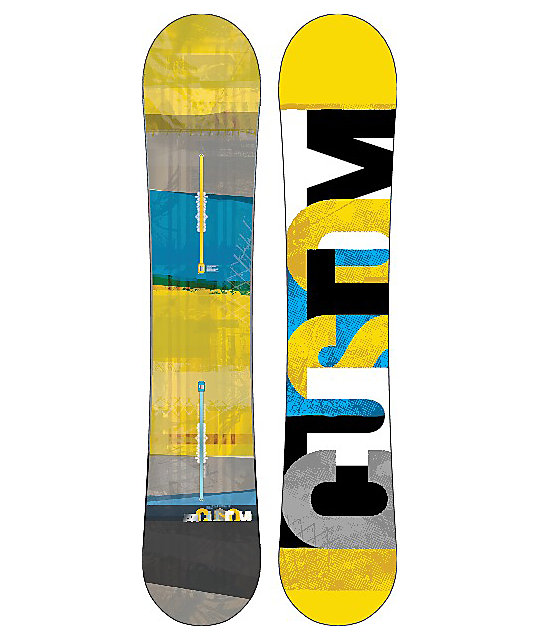 Burton Custom Flying V 155cm Wide Snowboard