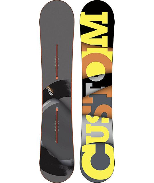 Burton Custom Flying V 156cm Mens Snowboard