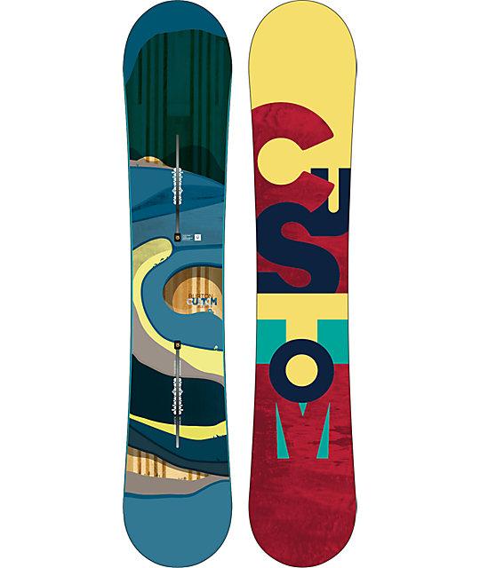 Burton Custom Flying V 158cm Wide Snowboard