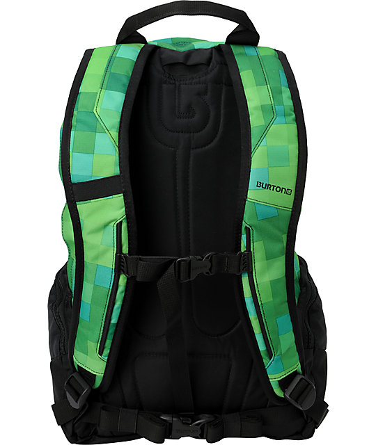 Burton Day Hiker Custom Green Backpack